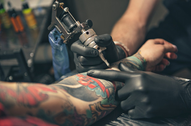 The Toxic Truth About Tattoos